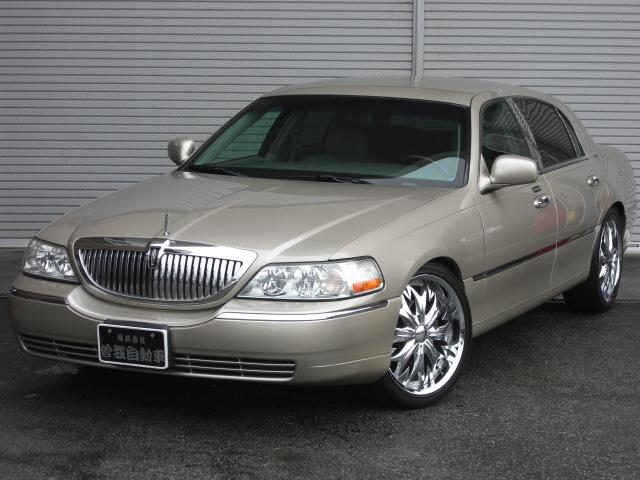 Lincoln Lincoln Towncar Signature Sl 2004 Gold 0 Km Details