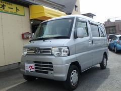 ミニキャブバンブラボー ターボ車 ETC Wエアバッグ
