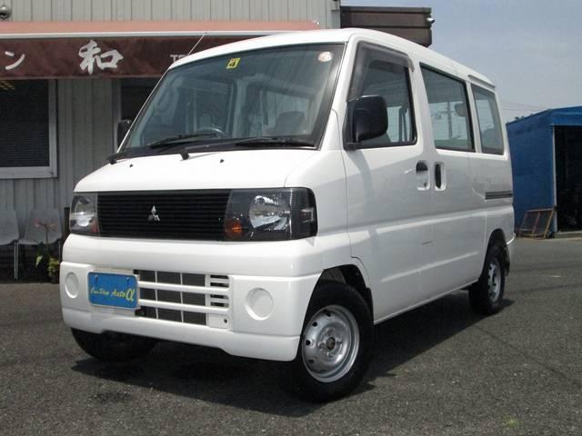 三菱 ミニキャブバン CD 4WD...