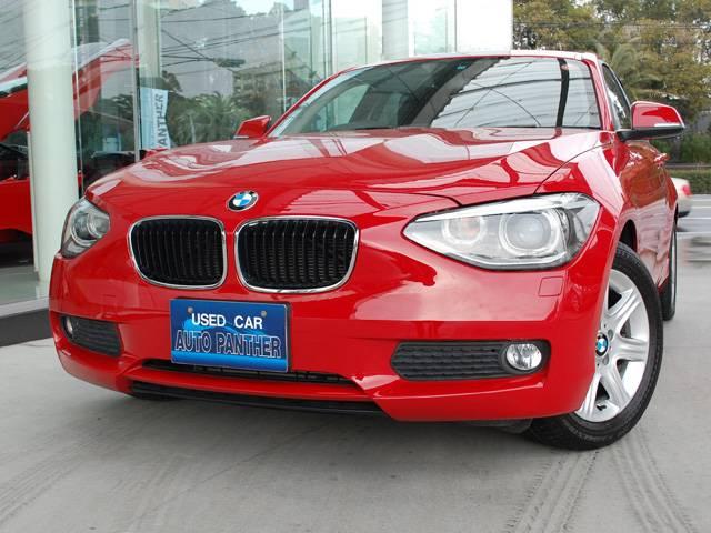BMW 1シリーズ 116i iDriveナビpkg 純正HDDナ...