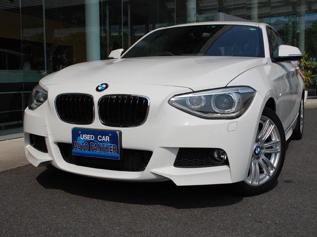 BMW 1シリーズ 116i Mスポーツ パーキングサポートP 純...