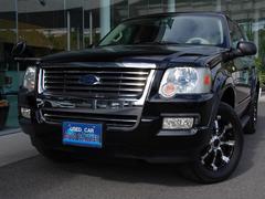 フォード エクスプローラーXLT サンルーフ クルコン パワーシート アルミ 4WD