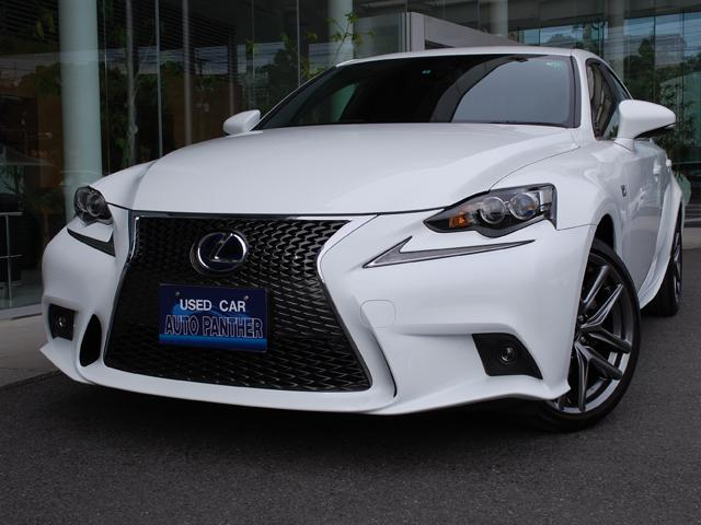 lexus is is300h f sport 2014 pearl white 37 000 km details japanese used cars goo net. Black Bedroom Furniture Sets. Home Design Ideas