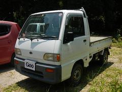 サンバートラックスペシャル 5MT 4WD エアコン ラジオ