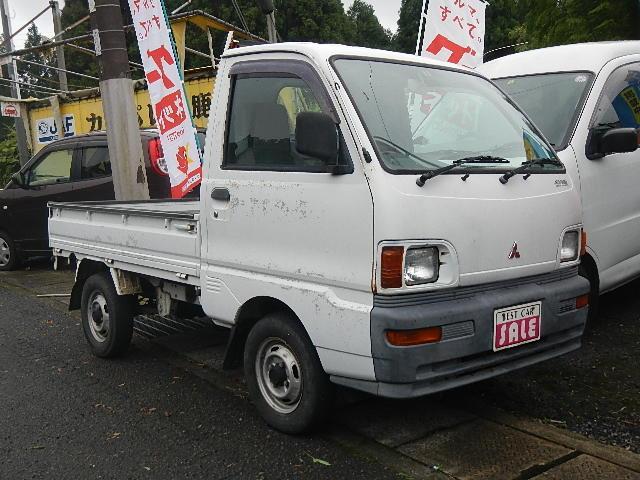 三菱 ミニキャブトラック オートマチック車 エアコン パワステ 4...
