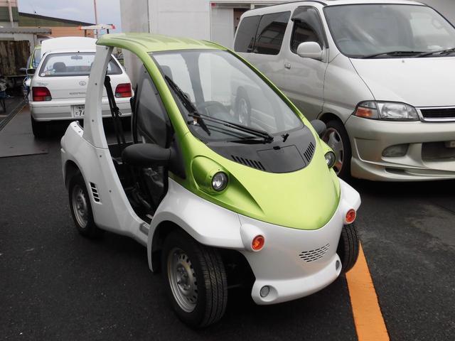 電気自動車 トヨタコムス デリバリー7