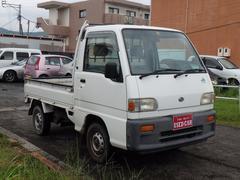 サンバートラックスペシャル 4WD 5MT エアコン