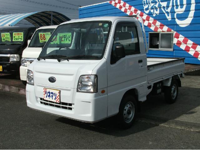 スバル サンバートラック TB 4WD 三方開 (検30.1)