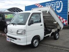 ハイゼットトラックダンプ 4WD ワンオーナー車