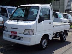 サンバートラック4WD 5MT 運転席エアバッグ