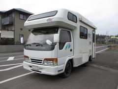 エルフトラック 4WD キャンピング(いすゞ)