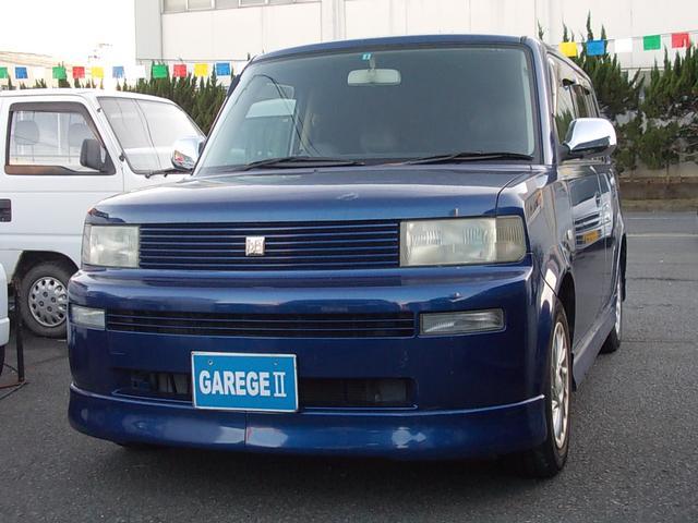 トヨタ bB S Xバージョン メッキミラー リアスポイラー (なし)