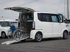 N BOX+G・Lパッケージ 車椅子仕様車 スローパー 片側電動