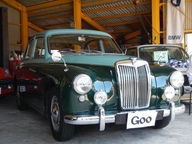 MGマグネットZBバリトーン 1958yモデル レザーシート
