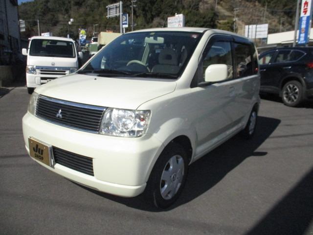 三菱 eKワゴン ブルームエディション ETC CD MD (検2...