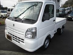 キャリイトラック届出済未使用車 KCエアコン・パワステ 3方開 4WD