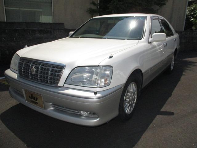 トヨタ ロイヤルサルーンG 純正ナビ