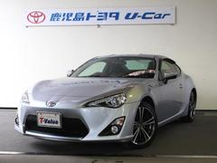 86 GT 当社試乗車 メモリーナビ フルセグTV Bカメラ(トヨタ)
