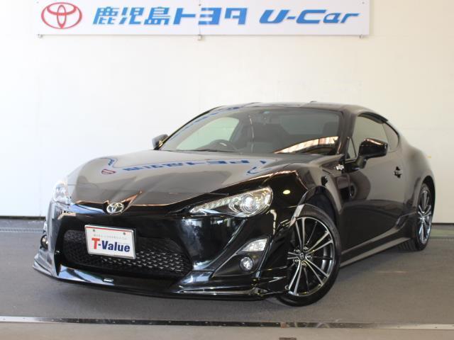 トヨタ GT HDDナビ フルセグTV 純正エアロパーツ