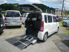 ワゴンR福祉車輌 車椅子リフトアップ車 キーレス CD 電動格納ミラ