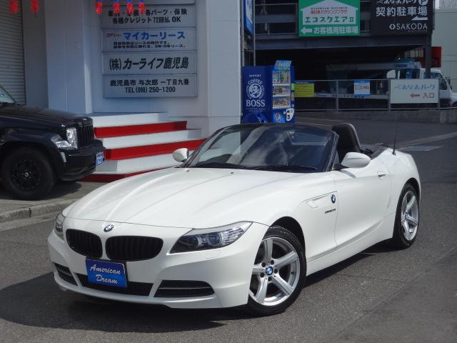 BMW Z4 sDrive23i 純正HDDナビ フルセグTV (なし)
