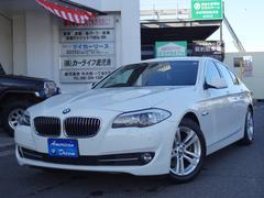 BMW523i Iドライブ 黒革