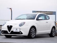 アルファロメオ ミトスーパー 新車保証継承 レザーシート 純正地デジナビ ETC