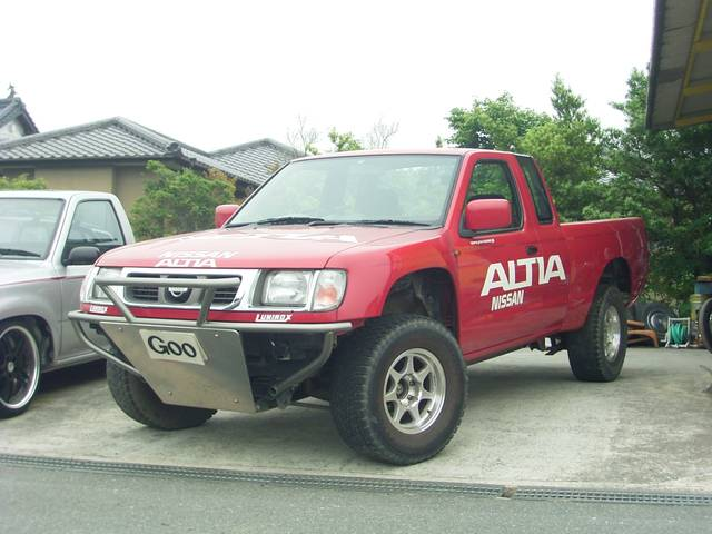 日産 キングキャブ AX 2WD プレランナー