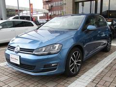 VW ゴルフTSIハイラインブルーモーションテクノロジー DCC 未使用