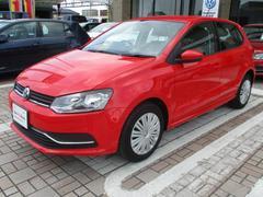 VW ポロTSIコンフォートライン ナビ ETC 登録済未使用車
