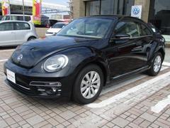 VW ザ・ビートルデザイン 登録済み未使用車