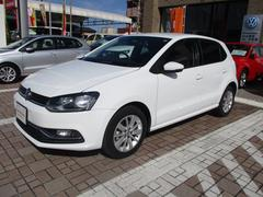 VW ポロTSIコンフォートラインアップグレードパック 禁煙車