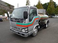 エルフトラック3t バキューム車