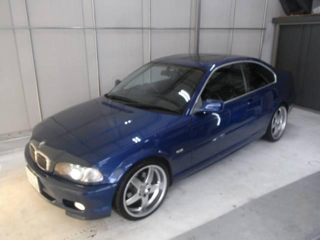 BMW 3シリーズ 328Ci (車検整備付)