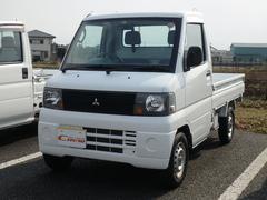 ミニキャブトラック5速マニュアル エアコン CD