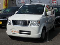 eKワゴンM  キーレス 純正シートカバー 電格ミラー Goo鑑定車