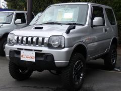 ジムニーXG 5MT 4WD ターボ CD ABS Wエアバッグ