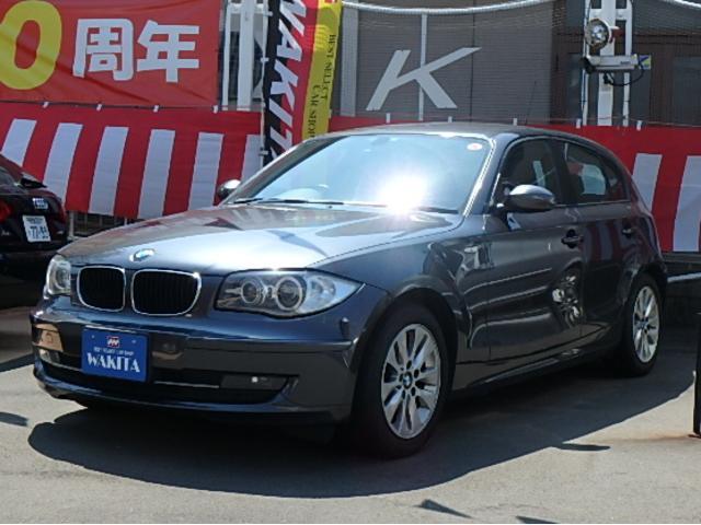 BMW 1シリーズ 116i ディーラー車 右ハンドル HID (なし)
