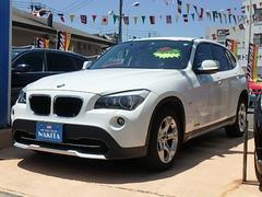 BMW X1sDrive 18i プッシュスタート ディーラー車 右H
