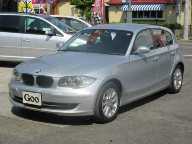BMW 1シリーズ 116i ワンオーナー DVDナビ Bカメラ ...