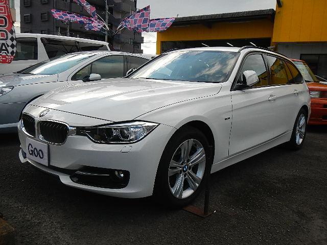 BMW 3シリーズ 320dブルーパフォーマンス スポーツ HDD...