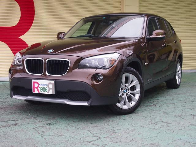 BMW X1 sDrive 18i 本革シート シートヒーター キ...