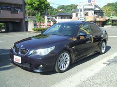 BMW525i Mスポーツパッケージ SR HDDナビ キセノン