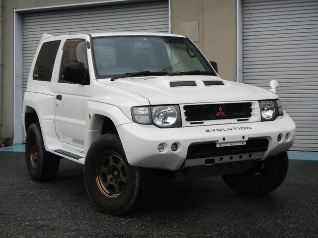 三菱 エボリューション 4WD レカロシート 社外AW フルセグ