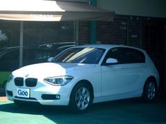 BMW116i 純正ナビ スマートキー