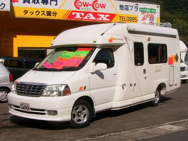 トヨタ キャンピング i'm craft590touring