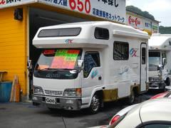 エルフトラック キャンピング ヨコハマモーターセールスOX 温水ボイラー(いすゞ)