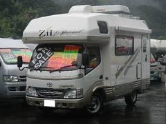 カムロードキャンピング バンテック社製ZIL バンク別途10人乗り