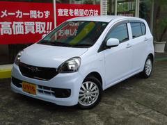 ミライースX SA T Value車