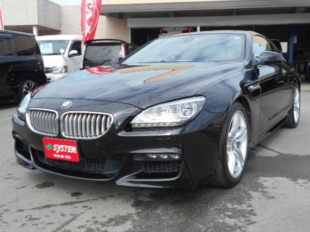 BMW 6シリーズ 650iクーペMスポーツパッケージ サンルーフ...
